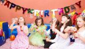 La fête d'anniversaire des enfants en NRW - Activités