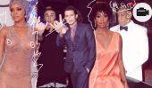 Jennifer Lawrence, Rihanna, Beyonce - scandales des célébrités 2014