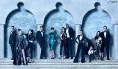 Les Kardashians libérer leur carte de Noël 2011 de la famille (Photos)
