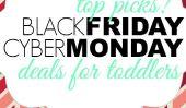 Do You Do Black Friday et le Cyber Monday Shopping pour vos enfants?