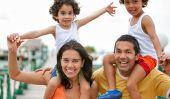 7 façons peu coûteux d'avoir Family Fun Vos enfants se souviendront