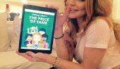 Nouveaux iOS, Android Lindsay Lohan App 'Le Prix de la renommée »ne correspond pas à la Semaine de sortie ventes de' Kim Kardashian: Hollywood '