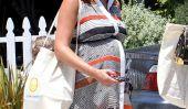 15 Celeb mamans qui Craved Junk Food pendant la grossesse (Photos)