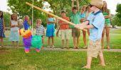 Piñata tinker - Instructions pour l'anniversaire d'un enfant