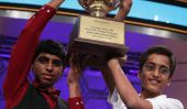 Scripps National Spelling Bee 2014: la concurrence termine Tie;  Deux adolescents Partager Grand Prix