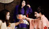Make-up asiatique - un succès d'Extrême-Orient de maquillage