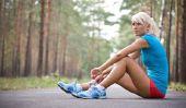Les jambes fatiguées après le sport - Alors détendez-vous