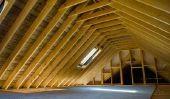 Isolation thermique pour le toit - si vous calculez l'épaisseur correcte
