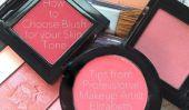 Comment choisir le bon Blush pour votre peau