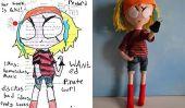 Apportez les dessins de votre enfant à la vie