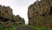 Le Mid-Atlantic Ridge en Islande