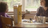 Cheerios charmante Ad Caractéristiques Interracial famille, Causes Stir