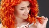 Indications Rausbekommen - donc supprimer les couleurs de cheveux brillants