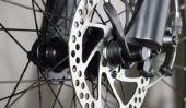 Frein à disque sur votre vélo bloqué - que faire?