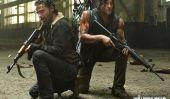 """AMC """"The Walking Dead"""" Saison 5 Date de sortie: Andrew Lincoln, Norman Reedus, Steven Yeun Tease Plus 'action-packed »Nouveaux épisodes"""