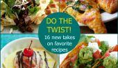 Faites le Twist!  16 New Prend sur Recettes Enfants