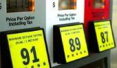 Calculer la consommation de carburant - donc il va