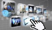 Internet TV en ligne - les meilleures applications