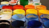 Creative images - des idées et des suggestions pour la peinture à l'aquarelle