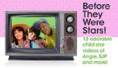 Vidéos exclusives!  Enfant stars Turned Celebrity Parents