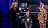7-Year-Old Max est d'aider les enfants à combattre le cancer et Jimmy Kimmel veut que nous Aidez-