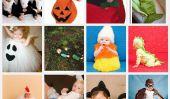 Costumes d'Halloween bébé: 12 Tutoriels de bricolage avec des modèles gratuites [Diaporama] __gVirt_NP_NN_NNPS