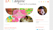 Nouveau Blog Alerte DIY: Doyenne bricolage!