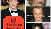 16 Jeune Célébrités nous avons perdu Too Soon