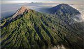 Top 10 des volcans les plus actifs dans le monde