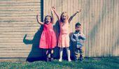 7 Jalons parentales improbables se réjouir