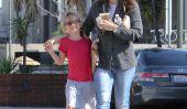 Jennifer Garner et sa fille Violet Make A Pit Stop Au McDonalds (Photos)