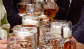 Serveur à l'Oktoberfest sont - Comment faire une demande