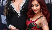 "Snooki A Miami Beach Party Bachelorette: MTV ""Jersey Shore 'Stars Jenni« JWoww' Farley, Sammi «Sweetheart Giancola Assister"