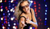 Comment danser dans la discothèque, si vous êtes timide?