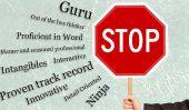 10 mots que vous ne devriez jamais utiliser sur LinkedIn