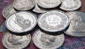 Franc suisse: Monnaies - Aperçu