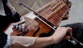 Construction d'un orchestre - Pour créer un plan de salle