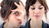 Obtenez Inky '60s Cat Eye Alexa Chung: Un tutoriel de maquillage rapide