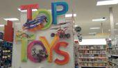 Shopping pour les Top jouets de vacances à la cible