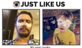 """12 photos Instagram qui prouvent Célébrités sont vraiment """"Just Like Us"""""""