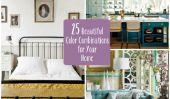 25 belles combinaisons de couleurs pour votre maison