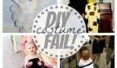 DIY échoue: Costumes main Toddler Halloween