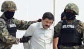Milliardaire mexicain Drug Lord et sa vie sur le Lam: Détails de El Chapo de 2 millions de dollars Panier à linge évasion et l'arrestation 2014