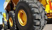 Toboggans gonflables - sorte de luge avec un pneu