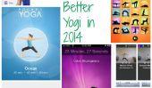 Applications de yoga pour devenir un meilleur Yogi en 2014