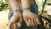 Little Words pour Tatouages - Idées