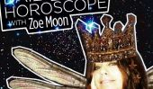 Horoscope mensuelles pour Juillet 2014 par Zoe Lune