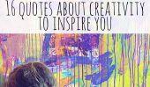 16 Citations sur la créativité pour vous inspirer