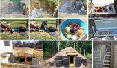 8 Idées bricolage Root Cellar pour le stockage naturel des fruits et légumes