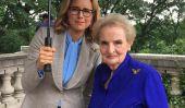 «Madame la Secrétaire d''Saison 2 Nouvelles: Madeleine Albright de faire une apparition Invité sur Afficher comme Elle-même [PIC]